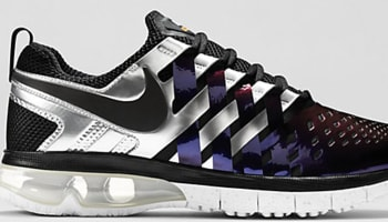 Nike Fingertrap Max Amp Ink/Black-White-Total Orange