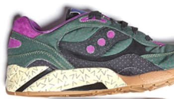 Saucony G9 Shadow 6 Green/Black