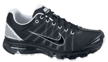 Nike Air Max+ 2009 Black/Black-White