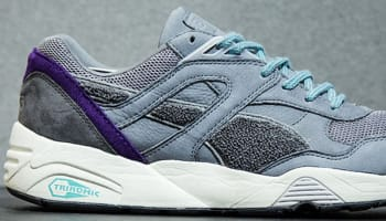 Puma R698 Light Grey/White