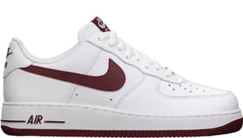 Nike Air Force 1 Low White/Team Red