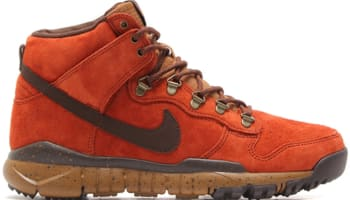 Nike Dunk High OMS SB Rugged Orange/Ale Brown-Baroque Brown