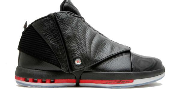Air Jordan 16 (XVI)   Jordan   Sole