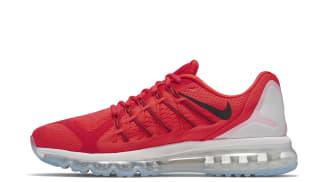 Nike Air Max 2015 Bright Crimson Black-Smmt White