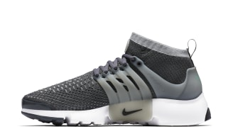 Nike Air Presto Flyknit Ultra Dark Grey Wolf Grey