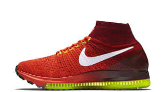 Nike Zoom All Out Flyknit Bright Crimson