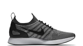 Nike Zoom Flyknit Racer Platinum Black