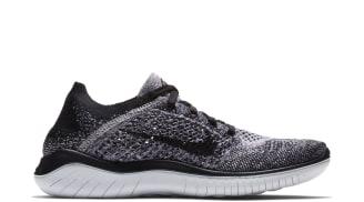 Nike Free RN Flyknit 2018 Oreo