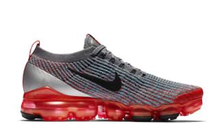 Nike Air VaporMax Flyknit 3 Flash Crimson