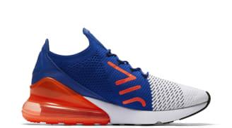 Nike Flyknit Racer Blue Total Crimson