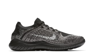Nike Free RN Flyknit 2018 Moon Particle' Shoes