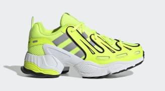 adidas Gazelle Shoes Solar Yellow 5 Kids