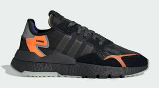 Adidas Nite Jogger Core Black/Carbon/Active Blue