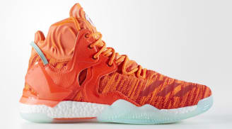 "adidas D Rose 7 ""Solar Red"""