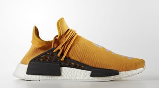 "adidas Hu NMD x Pharrell Williams ""Tangerine"" (Hue Man)"