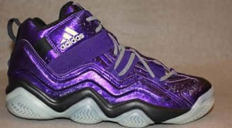 adidas Top Ten 2000 Purple/Black-Glow In The Dark