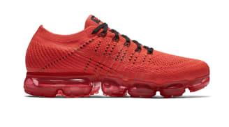 """CLOT x Nike Air VaporMax """"Bright Crimson"""""""