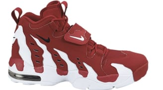 a297b1e9f1 Nike Air DT Max  96 Varsity Red Black-White