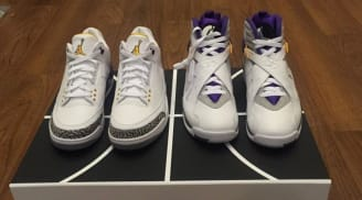"Air Jordan Retro x Kobe Bryant Pack ""Home"""
