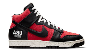 """Undercover x Nike Dunk High 1985 """"Gym Red"""""""