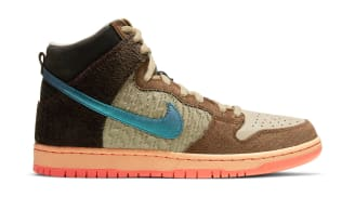 "Concepts x Nike SB Dunk High ""TurDunken"""