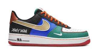 "Nike Air Force 1 Low '07 VL8 ""What The N.Y."""