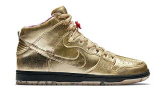 "Humidity x Nike SB Dunk High ""Trumpet"""