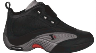 Reebok Answer IV Black/Grey-Red