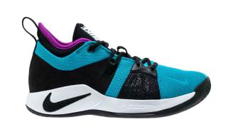Nike PG2 Blue Lagoon/Hyper Violet/White