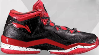 Li-Ning Way Of Wade 3 Black/Red