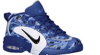 Nike Air Way Up Print Deep Royal Blue/Black-Wolf Grey-White