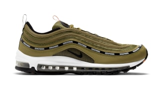 "Undefeated x Nike Air Max 97 ""Militia Green"""