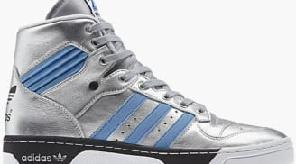 adidas Originals Rivalry Hi Silver/Blue-Black