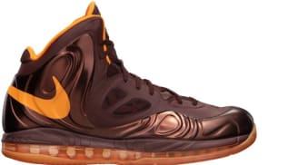 Nike Air Max Hyperposite Team Brown/Mandarin-Total Orange