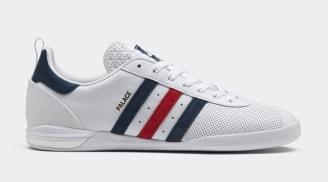 "adidas Palace Indoor Leather ""White"""