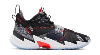 "Jordan Why Not Zer0.3 ""Black Cement"""