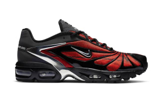"Skepta x Nike Air Max Tailwind V ""Bloody Chrome"""