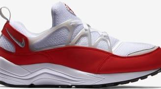 Nike Air Huarache Light University Red/Neutral Grey-White