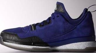 adidas D Lillard 1 Amazon Purple/Black-White