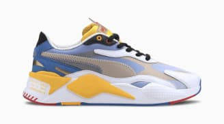 Sonic x Puma RS-X3 Puma White-Golden Rod