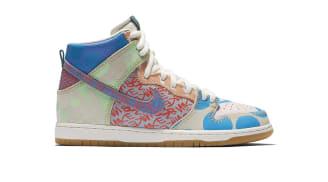"Thomas Campbell x Nike SB Dunk High ""What The Dunk"""