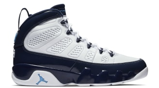 "Air Jordan 9 Retro ""Pearl Blue"""
