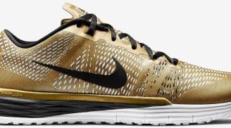 Nike Lunar Caldra Metallic Gold