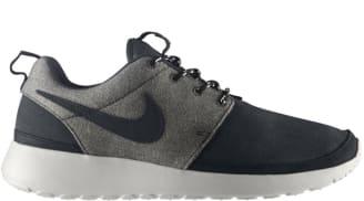 Nike Roshe Run Premium NRG Anthracite/Anthracite-Metallic Platinum