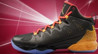 Jordan Melo M10 Sequoia/Metallic Gold-Infrared 23-Atomic Mango