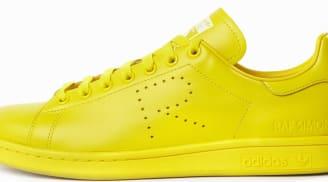 adidas Raf Simons Stan Smith Yellow/Yellow