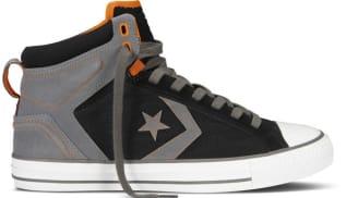 Converse Star Player Plus Black/Charcoal