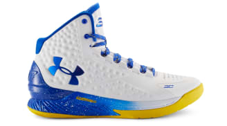 Under Armour Curry One (1)