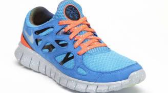Grant's Nike Free Run+ 2 DB Doernbecher