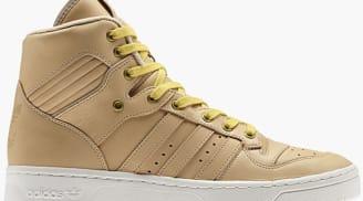adidas Originals Rivalry Hi Natural/White